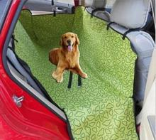 2016 Direct Selling Rushed Steering Wheel Pet Dog Car Rear Back Seat Carrier Cover Mat Blanket Hammock Cushion Protect