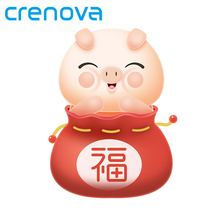 CRENOVA 2019 Biggest Discount For All CRENOVA Fans 0.01 dollars to send the Projector Free Please follow my store to take yours