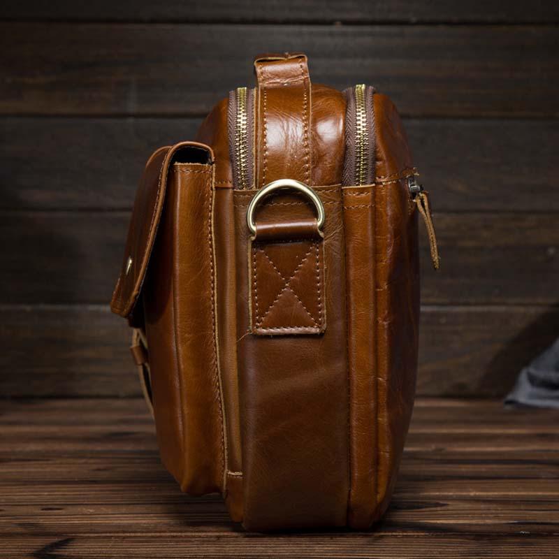 المصنع مباشرة جديد aetoo الرجال حقيبة جلدية الرجال رسول حقيبة الكتف حقيبة رأس جلد الرجال عارضة حقيبة 208-في حقائب كروسبودي من حقائب وأمتعة على  مجموعة 3
