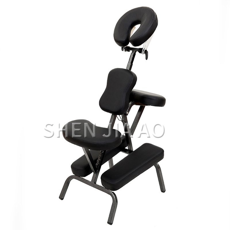 Multifunctional Folding Massage Chair Health Massage Folding Chair Portable Massage Scraping Tattoo Chair Beauty Bed 1PC