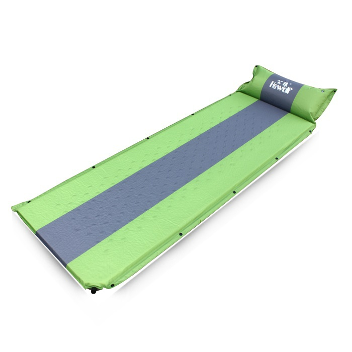 single person air mattress free shipping one person air mattress sleeping bag tent lamp  single person air mattress
