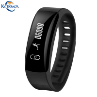 IPX67 Waterproof Smart Heart Rate Monitor Bracelet Anti Lost Touch Screen Wristband Bluetooth Sport Blood Pressure