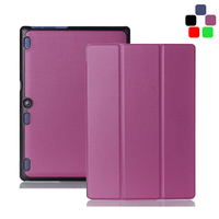 New Arrival For Lenovo Tab 2 A10 30 X30F Leather Case 10 1 Slim Magnetic Smart