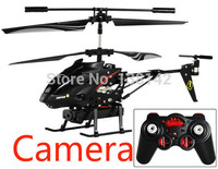 WLtoys S977 Drone 3 5CH Alloy Video Shooting RC Helicopter With Camera HD Sent Original Box