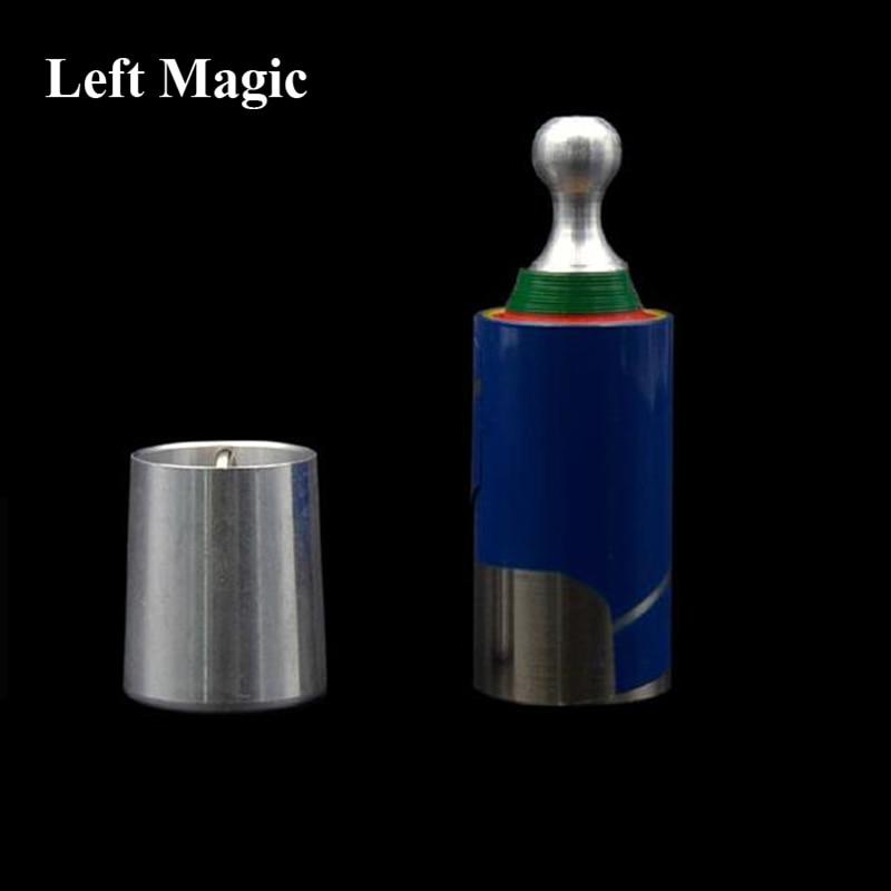 Metal Telescopic Appearing Magic Cane Stick Stage Magic Trick Magic Wand 4Colors