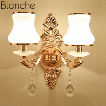 Modern Nordic Led Wall Lights Sconce Luxury Wall Lamp for Home Living Room Bedroom Bedside Lamp Indoor Loft Decor Light Fixtures