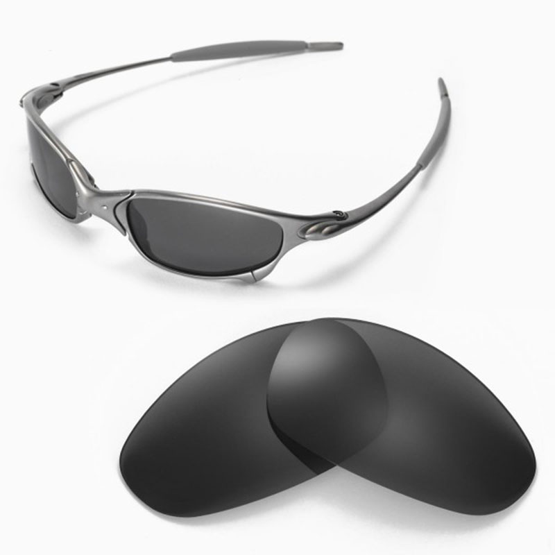 Walleva Polarized Replacement Lenses For Oakley Juliet Sunglasses 4 Colors Available