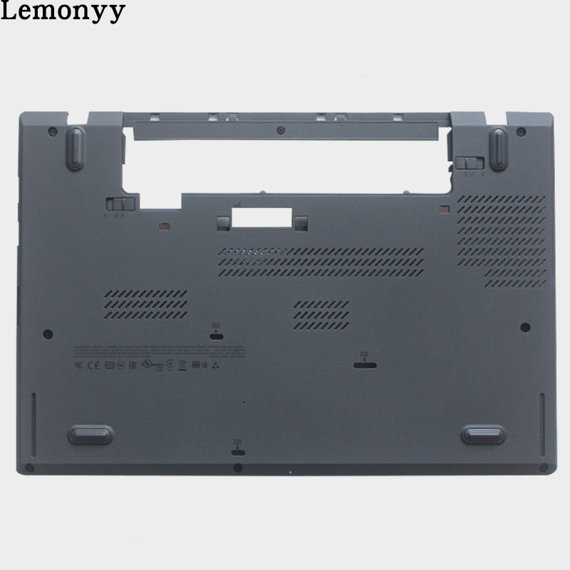 New lower case for Lenovo for Thinkpad T450 Bottom Base Cover Case 01AW567 00HN616 black with docking AP0TF000B00 SCB0H55676New lower case for Lenovo for Thinkpad T450 Bottom Base Cover Case 01AW567 00HN616 black with docking AP0TF000B00 SCB0H55676