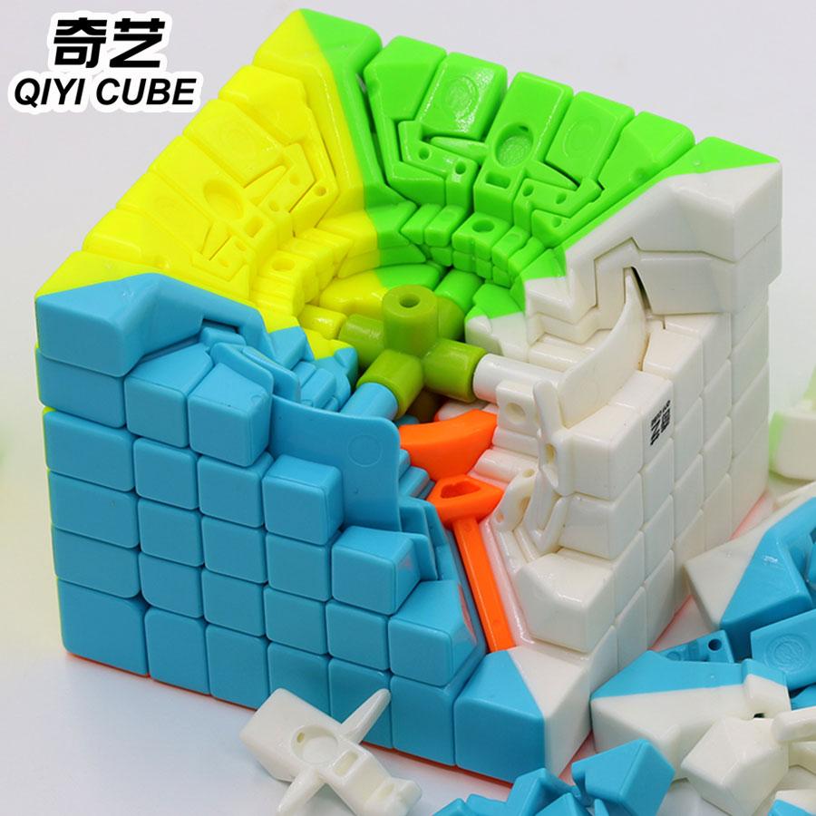 Image 5 - Головоломка магический куб Qiyi куб QiXing S 7x7x7 7*7*7 777 высокий уровень твист мудрые игрушки подарок профессиональная образовательная логическая игра Z-in Волшебные кубы from Игрушки и хобби on AliExpress