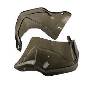 Image 4 - For BMW R 1200 GS ADV R1200GS LC R1250GS GSA F800GS Adventure S1000XR F750GS F850GS Handguard Hand shield Protector Windshield