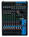 Audio Mixer  YAMAHA MG12XU 12 Channel Professional Live Studio DJ Mixing Console