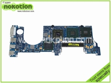 820-2056-A For Apple A1150 Laptop motherboard With T2600 2.16 2M 667 CPU intel 945GM DDR2 ATI X1600 Graphics Mainboard