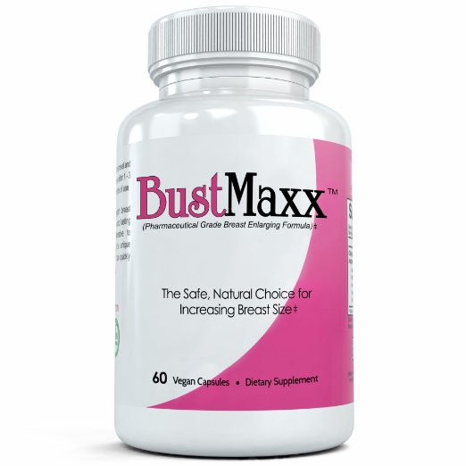 ФОТО BUSTMAXX - The World's TOP RATED Breast Enlargement, Bust Enhancement Pills. Natural Female Augmentation That Works