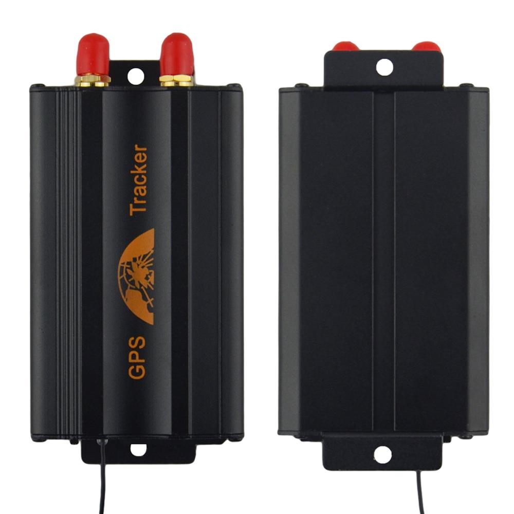 Cobon TK103B + traqueur GPS de voiture de véhicule GSM GPRS suivi GPS103B + traqueur en temps réel capteur de choc de porte ACC système d'alarme GPS