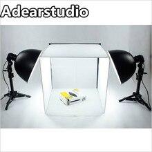 New Professional Portable Mini Photo Studio Softboxes 40*40 Light Tent Portable Studio mini photo tent photo light kit cd50