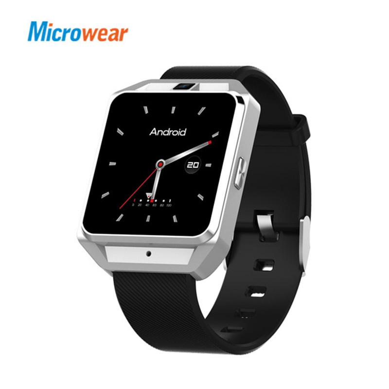 Microwear H5 4G Smart Watch Android IOS Phone MTK6737 Quad Core 1G RAM 8G ROM GPS WiFi Heart Rate Smartwatchs Wristbands microwear h5 4g smart watch android ios phone mtk6737 quad core 1g ram 8g rom gps wifi heart rate tracker smartwatch