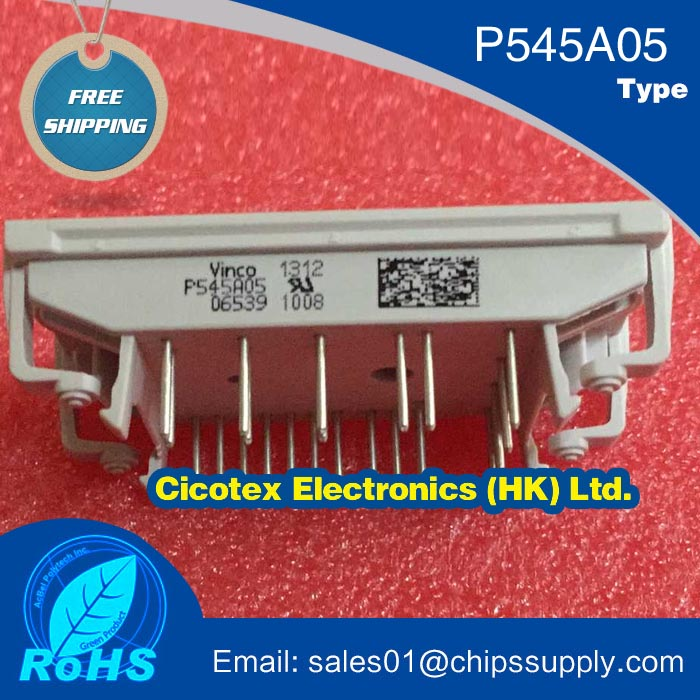 Electronic components P545A05 module