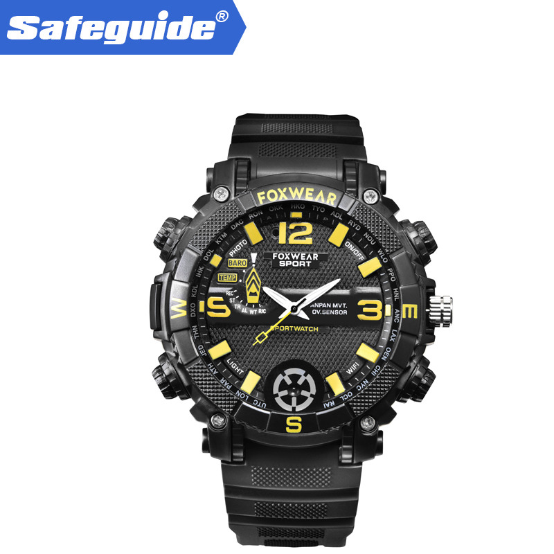 Waterproof HD 720P Wrist Watch Dvr Surveillance Video And Audio Recorder 16GB/32GB Wholesale