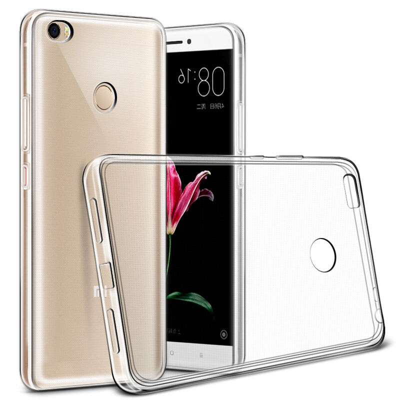 Transparent Phone Case For Xiaomi 2 3 4 5 S 6 NOTE Clear Cases Xiao Mi Redmi X Soft TPU Silicone Shell