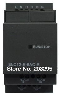 ELC12-E-8DC-DA-R,Standard ELC-12 Series Expansion Modules,4 input ,4 output expansion module elc md204l text panel