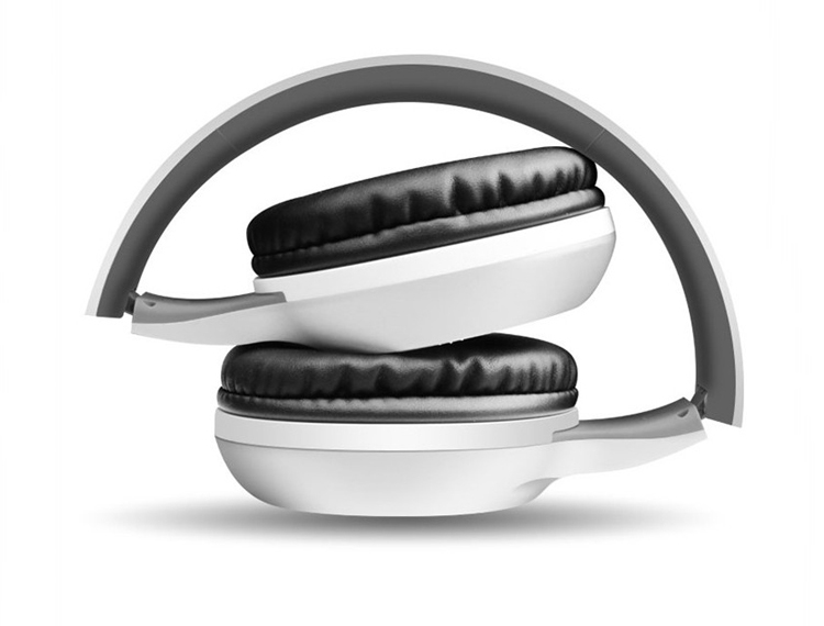 Askmeer T8 Wireless Bluetooth Headphone Foldable Stereo Earphone Headset Handsfree with Microphone Support TF Card Music Play (16)