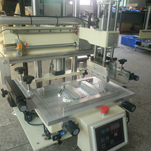 pcb board screen printing machine for solder paste
