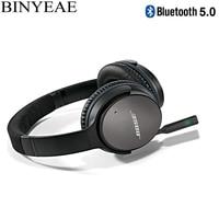 Bluetooth 4,1 стерео аудио адаптер A2dp музыкальный приемник для Sennheiser Momentum 2,0 HD1 наушники с микрофоном пульт дистанционного управления