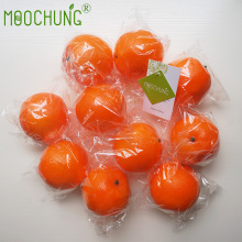 moochung top artificial oranges table party decorations - Christmas Oranges