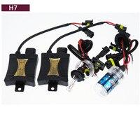 1 Sets Slim Ballast Kit Xenon HID H7 55W Car Headlight H1 H3 H4 H8 H9
