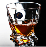 Whiskey Glass Cups Lead free Crystal Cups High Capacity Beer Glass Wine Cup LX300