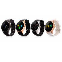 (Schiff von CN) marke Runde Metall Smartwatch K88S Smart Uhren Mit Sim-karte Pulsmesser Smart Armbanduhr für Mobile Phon