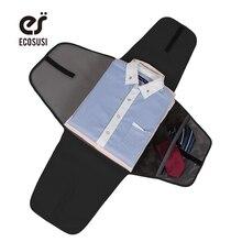 """Ecosusi путешествия Аксессуары 17 """"рубашка галстук упаковочные мешки для футболки папку против морщин одежды сумка дорожная сумка чемодан"""