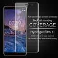 IMAK sFor Nokia 7 Plus Screen Protector Front Back Full Cover Hydrogel II Soft TPU Protective Film sFor Nokia 7 Plus Not Glass
