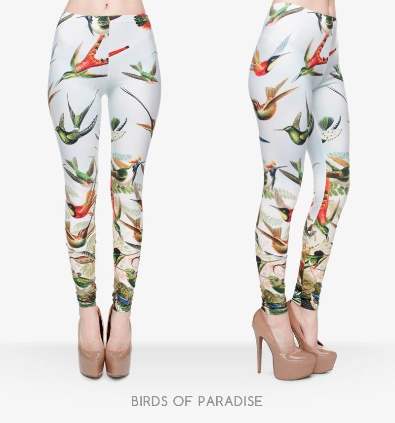 Womens Leggings Rainbow Unicorn Print