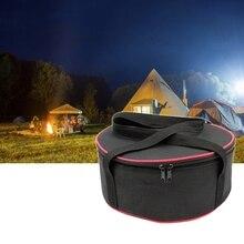 Походная сумка с теплоизоляцией, Портативная сумка для хранения еды, кухонная посуда, переносная сумка-тоут