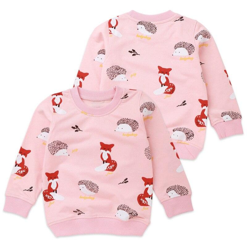 Baby Long Sleeve Cartoon Tops Children 39 s Clothing Children 39 s Long Sleeve T Shirt Girls Boys Tops T Shirt Children 39 s T Shirt in Tees from Mother amp Kids