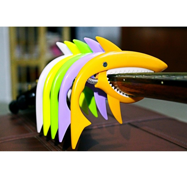 Cute Lightweight Ukulele Capo