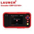 2016 Novo Scanner de Código de LANÇAMENTO Creader CRP123 Creader CRP123/Ferramenta De Diagnóstico Creader VII + Suporte Multi Marca 7 + DHL Frete Grátis