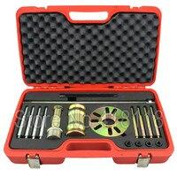 Автомобильные слайды инструменты для Ударника набор Съемник хаба & Driveshaft Съемник колесных подшипников для BENZ/BMW
