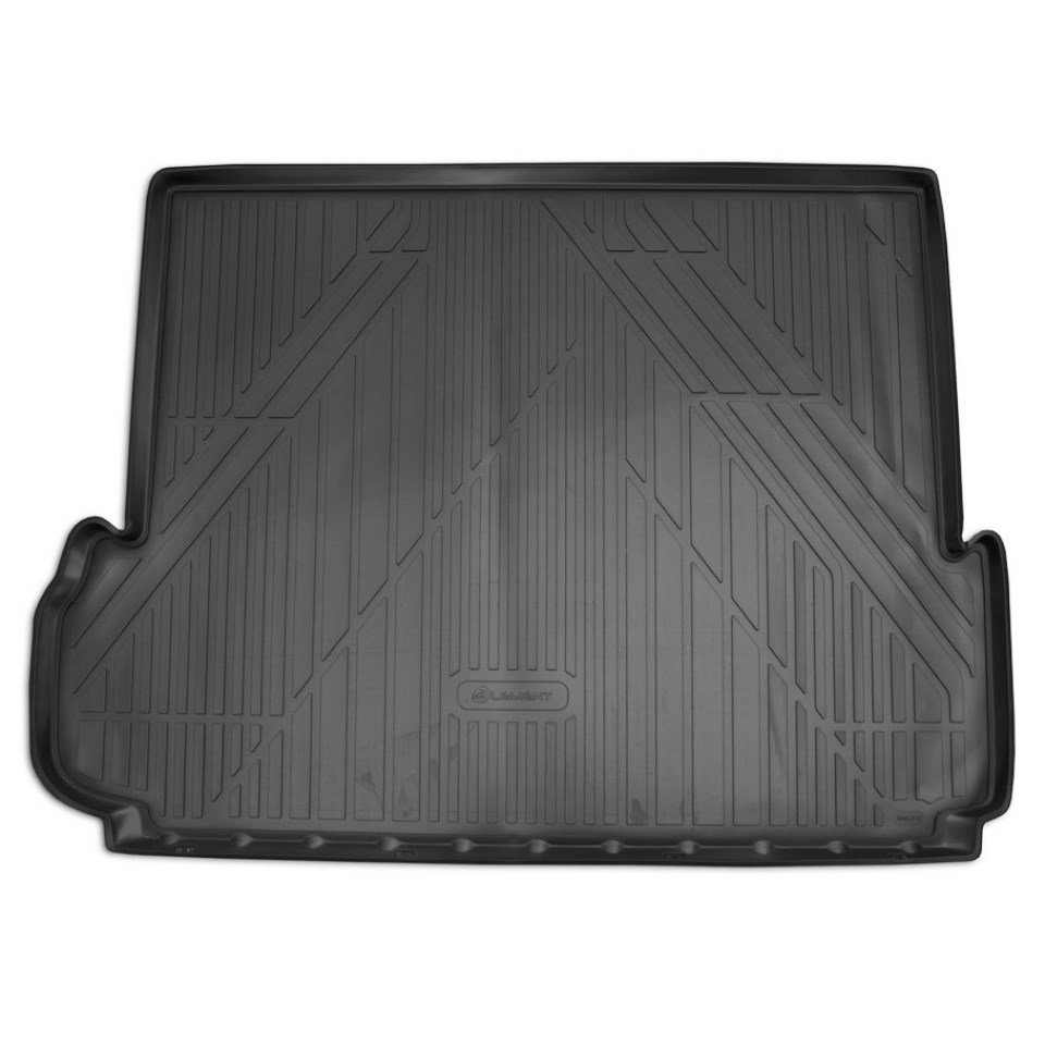 For Toyota Land Cruiser Prado 150 2013-2017 car trunk mat 7-seats version Element CARTYT00020 for toyota land cruiser 150 prado 2010 2017 trunk mat 5 seats rival 15704002