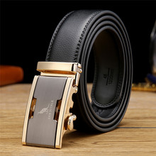 Brand men's fashion  Luxury mens belts for men genuine leather Belt for male designer belts cowskin high quality free shipping