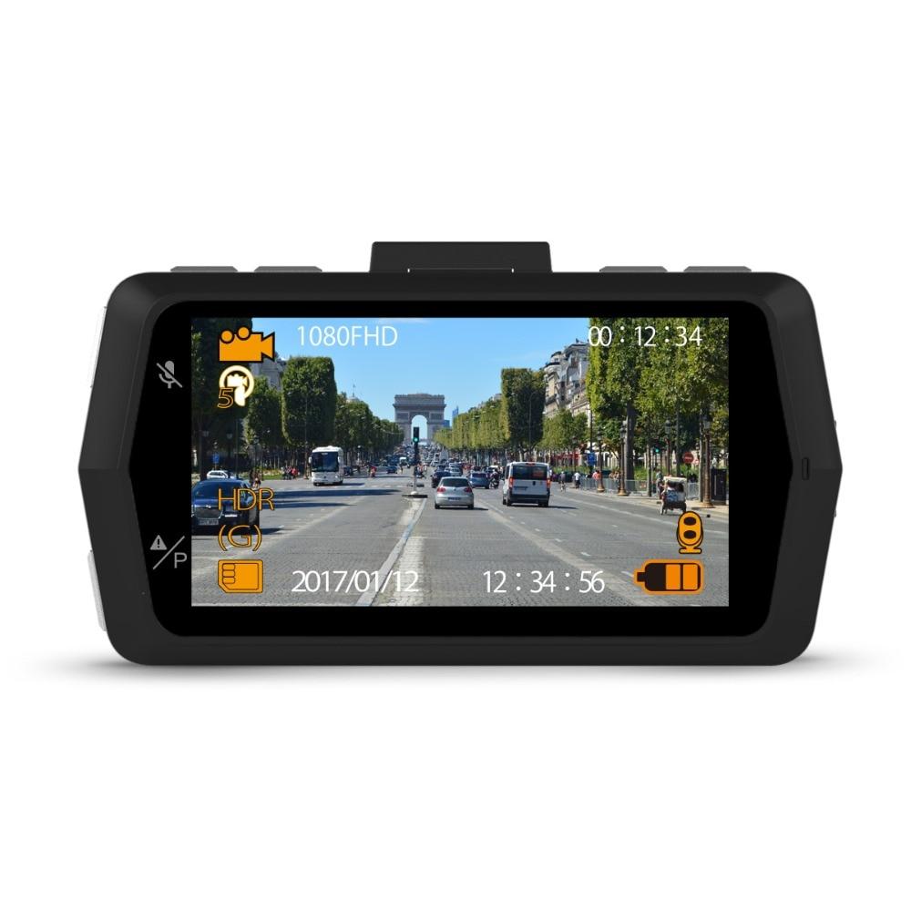 Vantrue X1 Dash Cam 2.7 Video Recorder FHD 1080P Car DVR Camera, Loop Recording, Packing Mode, Night Vision, G-Sensor with GPS (6)