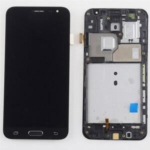 Image 2 - Màn Hình LCD Cho Samsung J3 2016 Màn Hình LCD Cho Galaxy J3 2016 Màn Hình J320F J320M J320H J320FN Bộ Số Hóa Màn Hình Cảm Ứng Với Nhà nút Khung