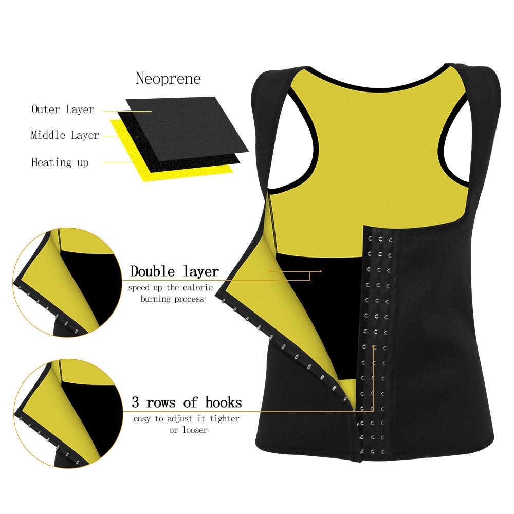 Неопреновый поясной тренажер жилет боди моделирующий корсет для похудения корсет для тренировки термо Cinta Modelad Shaper