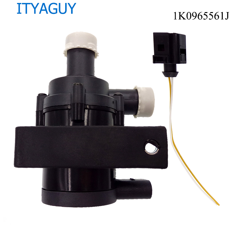 Engine Cooling Additional Auxiliary Water Pump 1K0965561J For V*W J*etta G*olf G*TI P*assat C*C A*udi A3 1K0965561 1K0 965 561 J