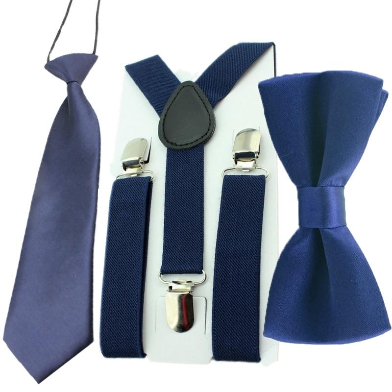 Fashion Kids Suspender Adjustable Elastic Y Back Braces