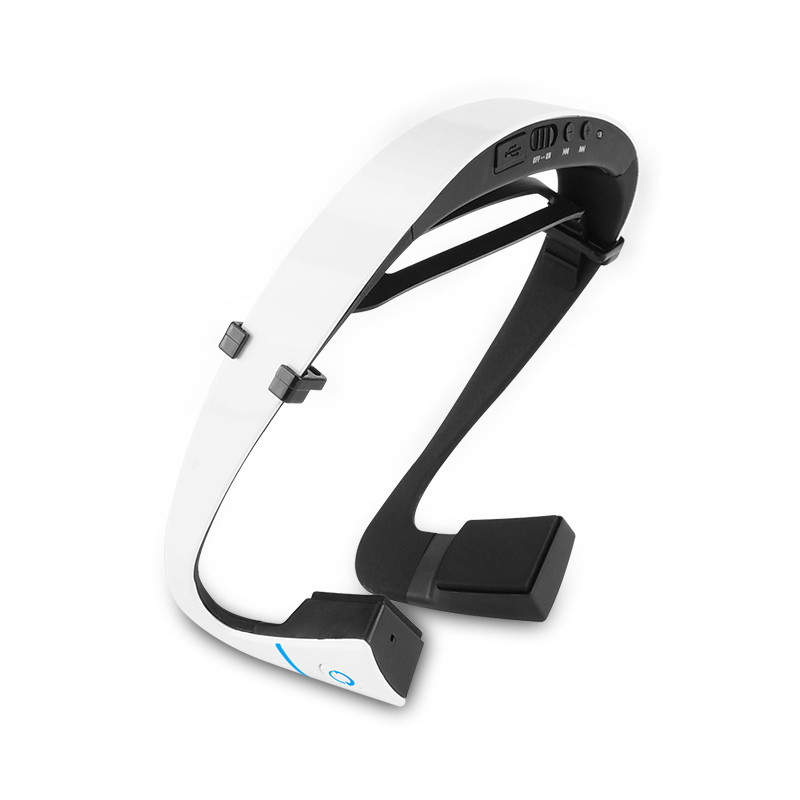 Original S Wear LF 18 Bone Conduction Wireless Bluetooth Headset Bluetooth 4 1 Waterproof Neck strap