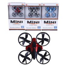 Mini Drone JJRC H36 6 Axis RC Micro Quadcopters With Headless Mode Drones One Key Return