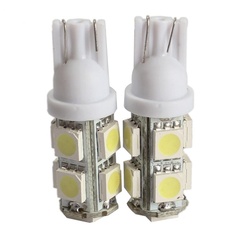 Car-Led-Light Diode-Lamp-Bulb 9SMD Side-Marker-Light-Emitting W5w T10 Auto Automobiles-Tail-Turn-Signal