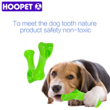 HOOPET Pet Dog Molar Toys Dentifrice Deodorant Safe Non-toxic Anti-bite Playable Teething Stick S M L